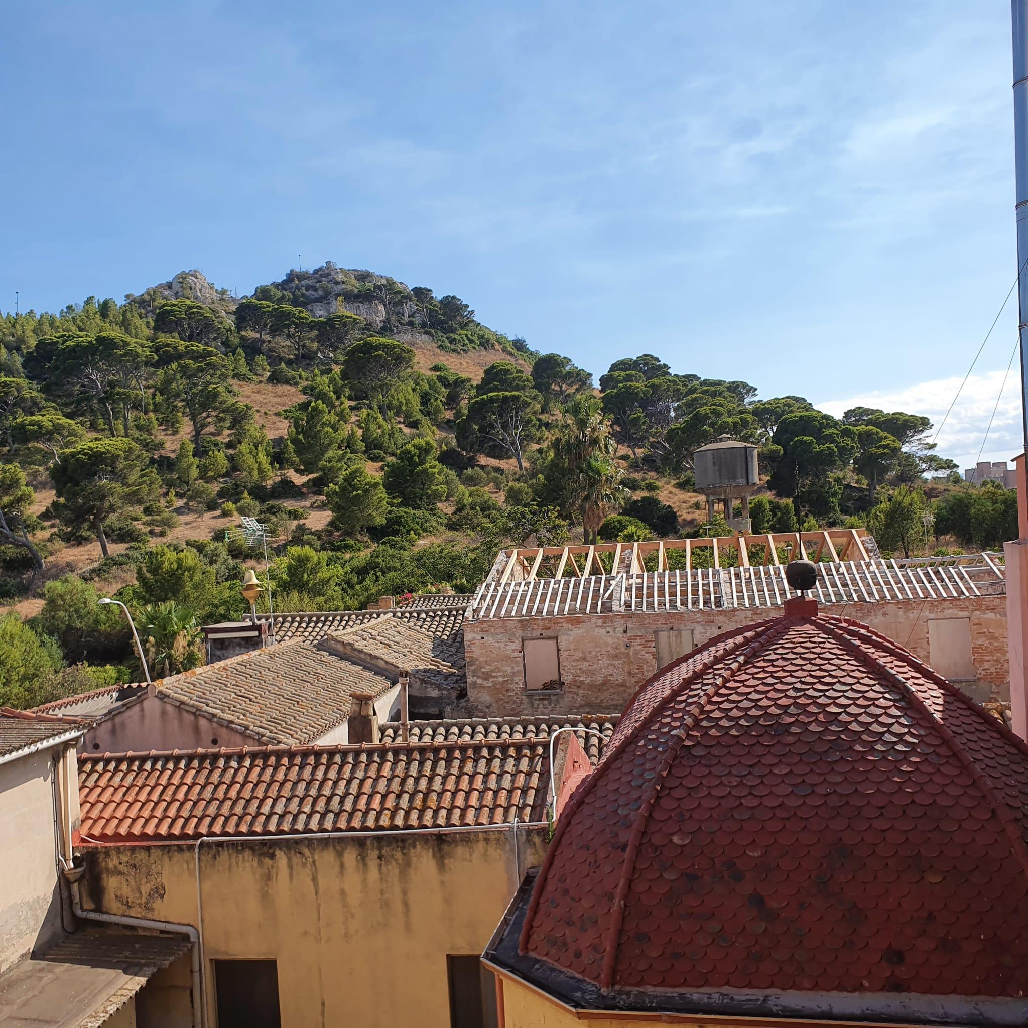 Cagliari/ San Bartolomeo: Appartamento con terrazza panoramica